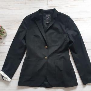 ARITZIA TALULA Exeter Blazer Black Button Up